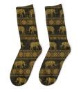 Skarpetki Golden Elephants