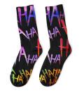 Just Hahaha Gradient Socks