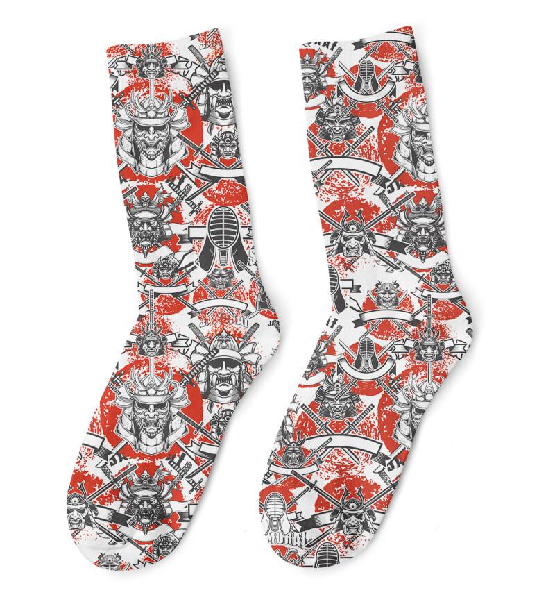 Samurai Socks