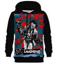 Bluza z kapturem Die Laughing