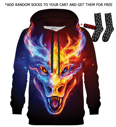 Magic Dragon hoodie