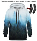 Blue Forest hoodie