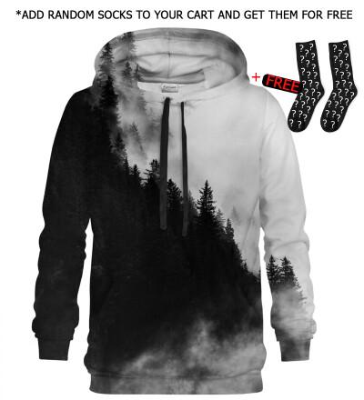 Bluza z kapturem Dark Forest