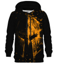Golden Spartan hoodie