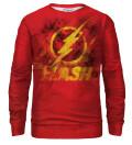 Bluza The Flash logo, Produkt na licencji Warner Bros. Pictures