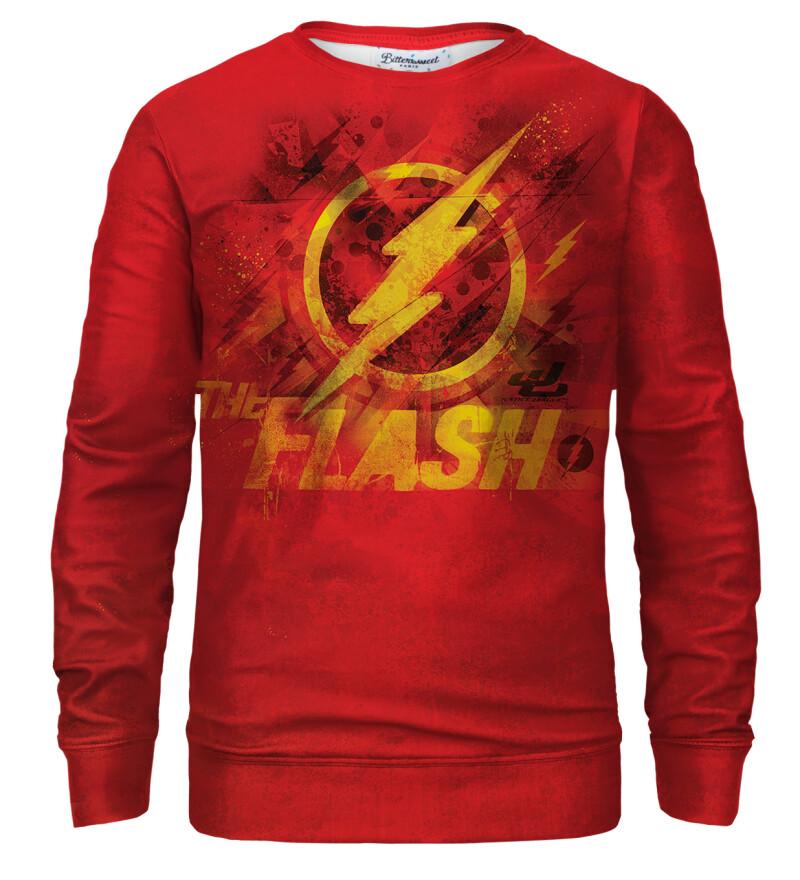 The Flash logo sweatshirt