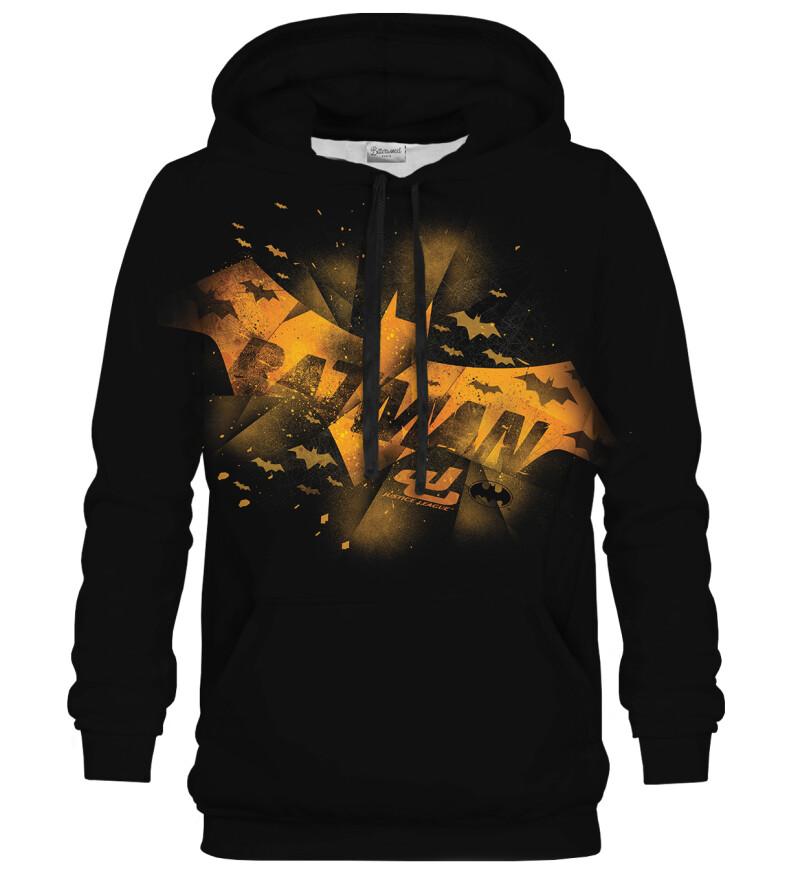 Batman new logo hoodie