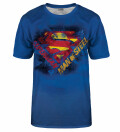 Superman new logo t-shirt, Licensed Product of Warner Bros. Pictures