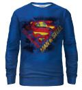 Superman new logo bluse med tryk, Warner Bros. Pictures