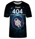 404 t-shirt