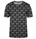 Black Memento Mori t-shirt