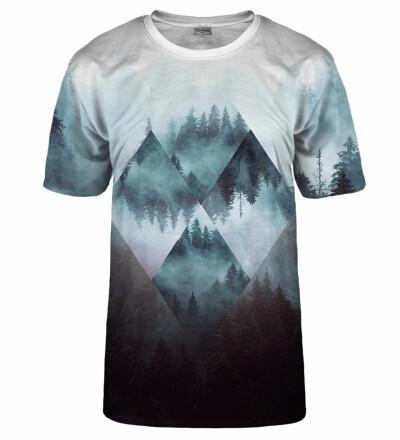 Geometric Forest t-shirt