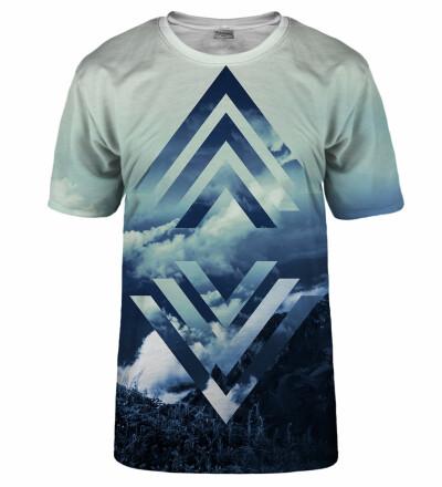 Geometric Nature t-shirt