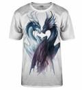 Yin and Yang Dragons t-shirt