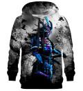 Blue Ghost hoodie