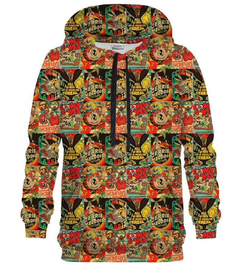 Looney Tunes show hoodie