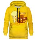 Who is nice hoodie