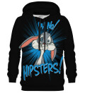 Oh no hipsters hoodie