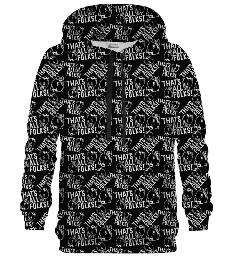 Thats All Folks hoodie