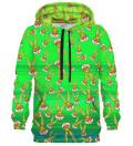 Bugs Pattern hoodie