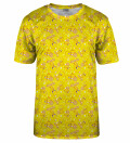 Tweety pattern t-shirt, Licensed Product of Warner Bros. Pictures