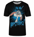 Oh no hipsters t-shirt, Licensed Product of Warner Bros. Pictures