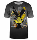 Bowl of cereal t-shirt, Licensed Product of Warner Bros. Pictures