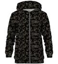 Tweety world zip up hoodie, Licensed Product of Warner Bros. Pictures