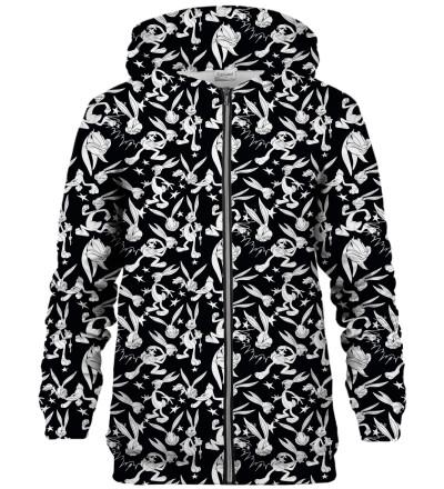 Bugs Bunny zip up hoodie