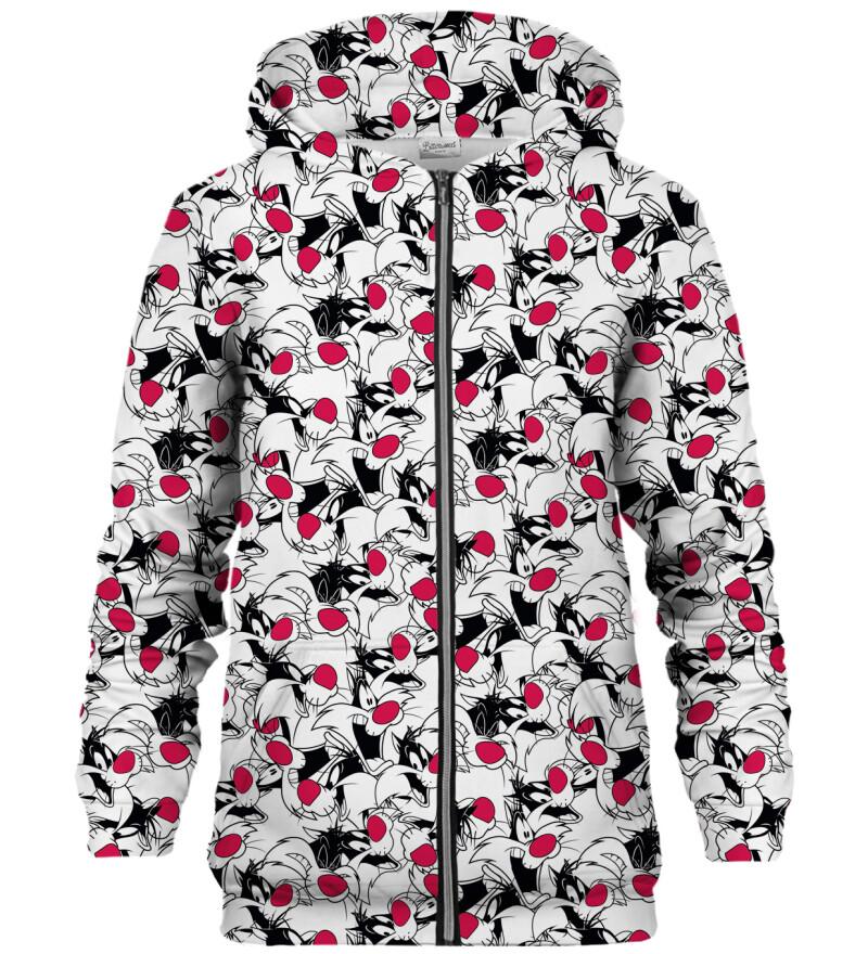 Sylwester zip up hoodie