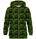 Sufferin Succotash zip up hoodie, Licensed Product of Warner Bros. Pictures