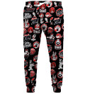 Looney Tunes punk pants, Licensed Product of Warner Bros. Pictures