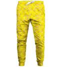 Tweety pattern pants, Licensed Product of Warner Bros. Pictures