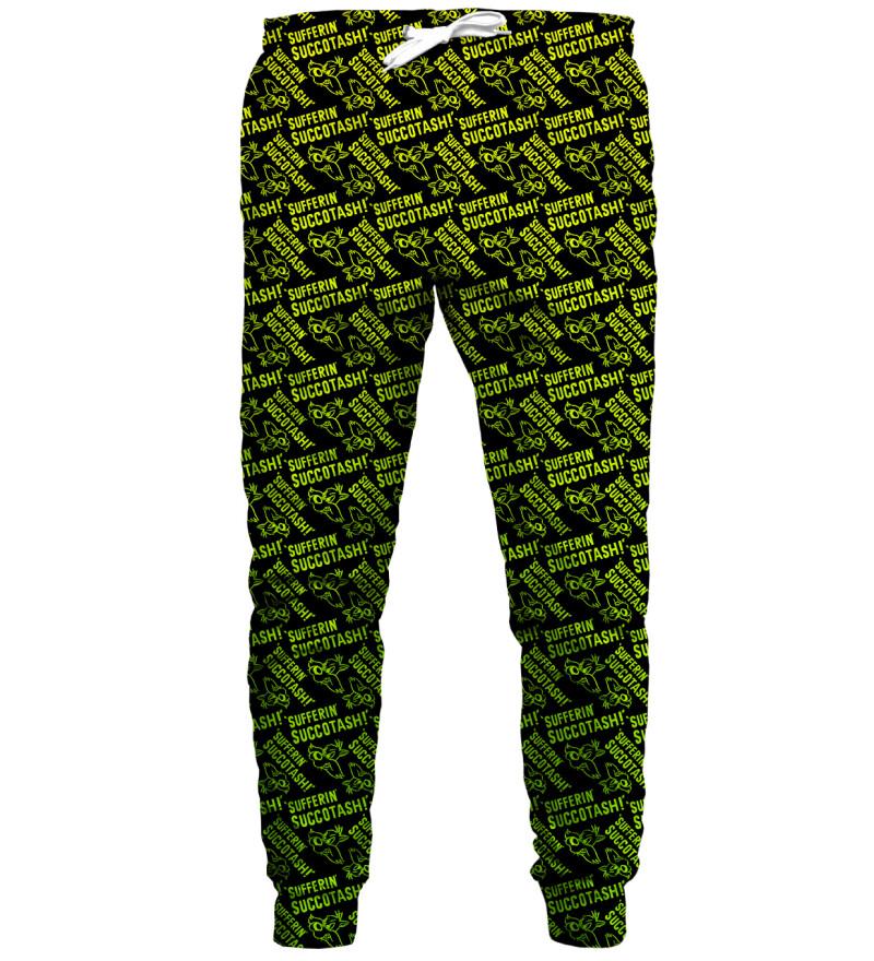 Spodnie dresowe Sufferin succotash