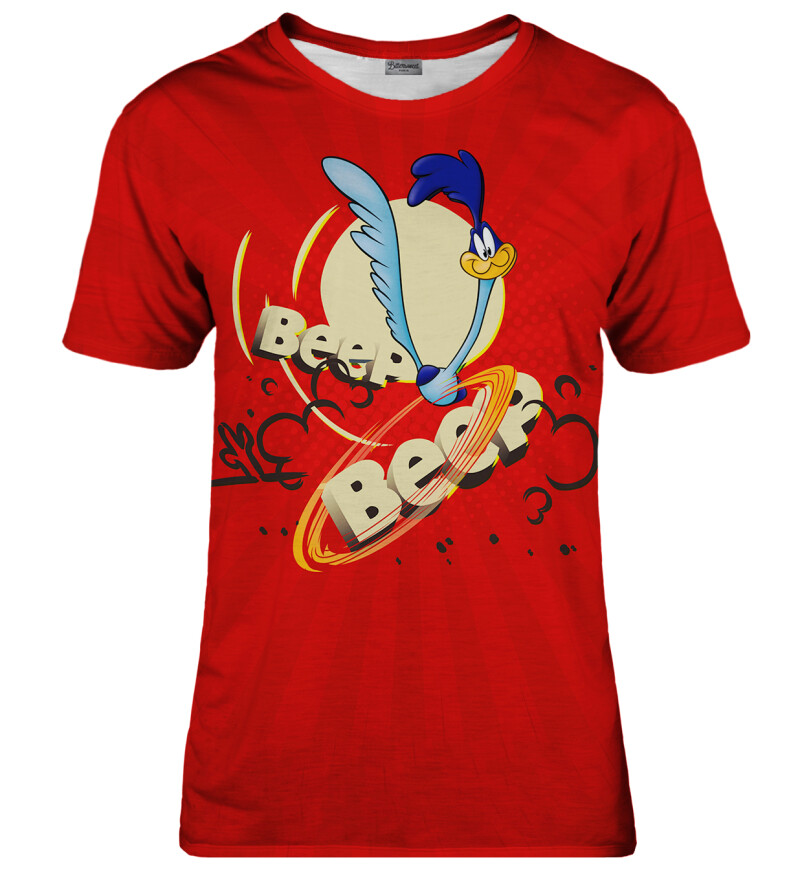 Beep Beep womens t-shirt