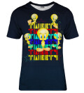 Tweety womens t-shirt, Licensed Product of Warner Bros. Pictures