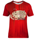Nice guy womens t-shirt, Licensed Product of Warner Bros. Pictures