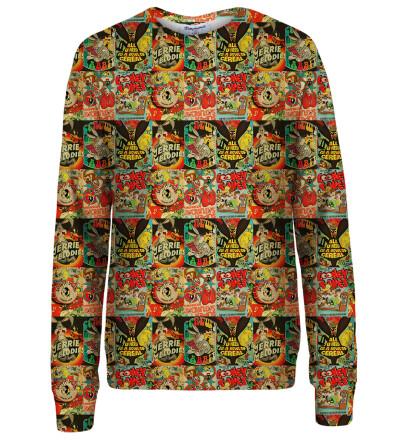 Looney Tunes show womens sweatshirt