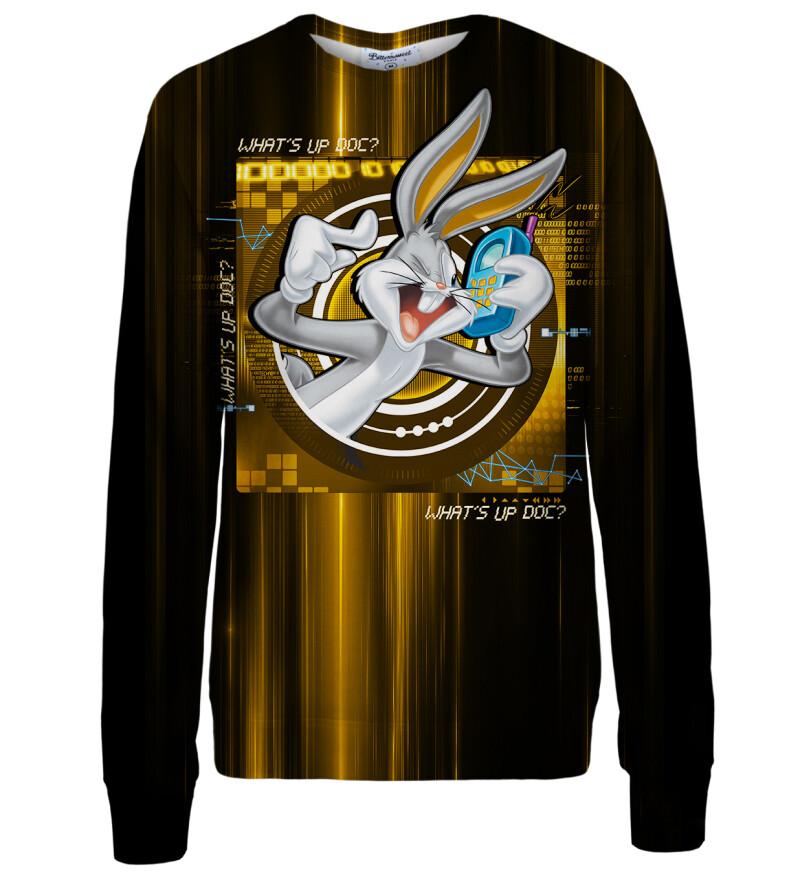 Whats up doc womens sweatshirt