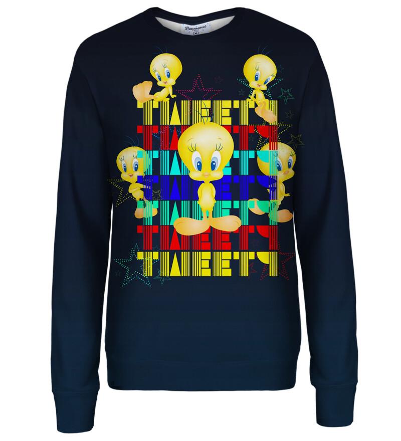 Tweety womens sweatshirt