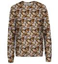 Tasmanian Devil womens sweatshirt
