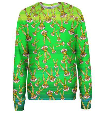 Bugs womens sweatshirt