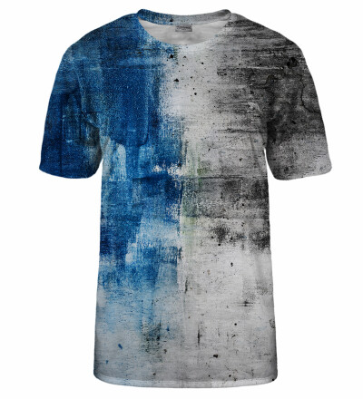 T-shirt Blue Wall