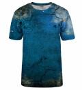 T-shirt Dirty Blue
