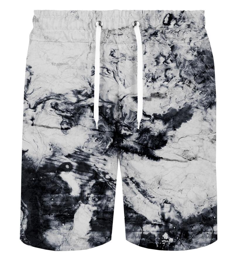 White Marble shorts