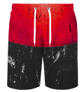 Red Ring shorts