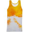 Orange Mix Tank Top