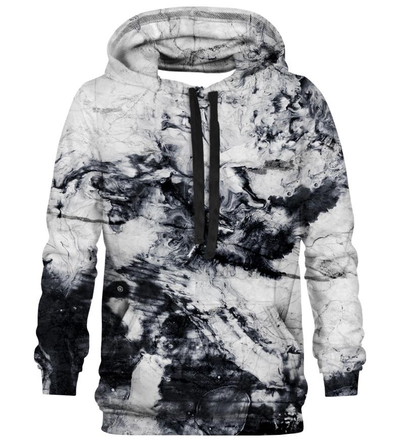 White Marble hoodie