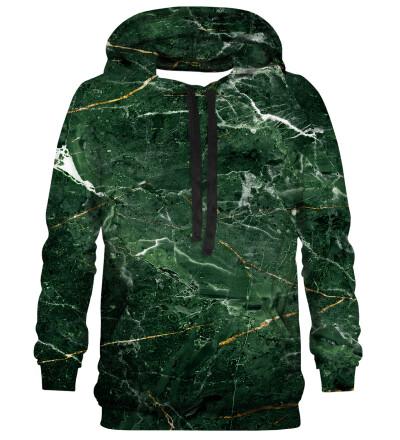 Green Marble hættetrøje