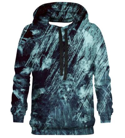 White Scratch hoodie